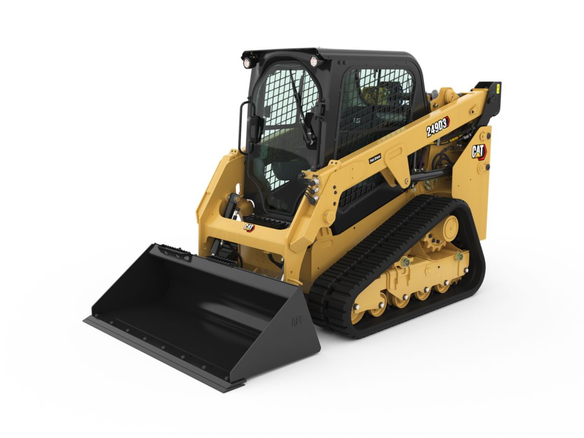 249D3 Compact Track Loader