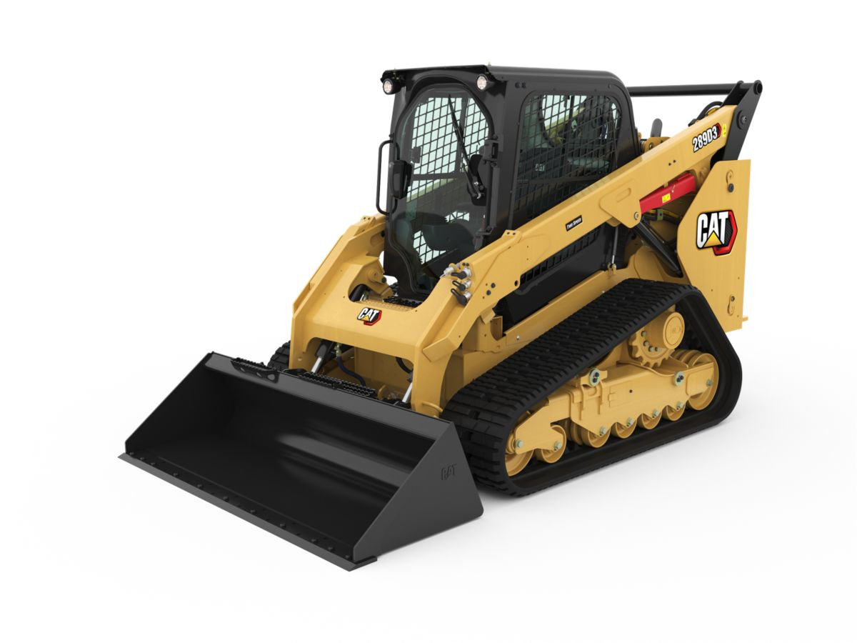 289D3 Compact Track Loader