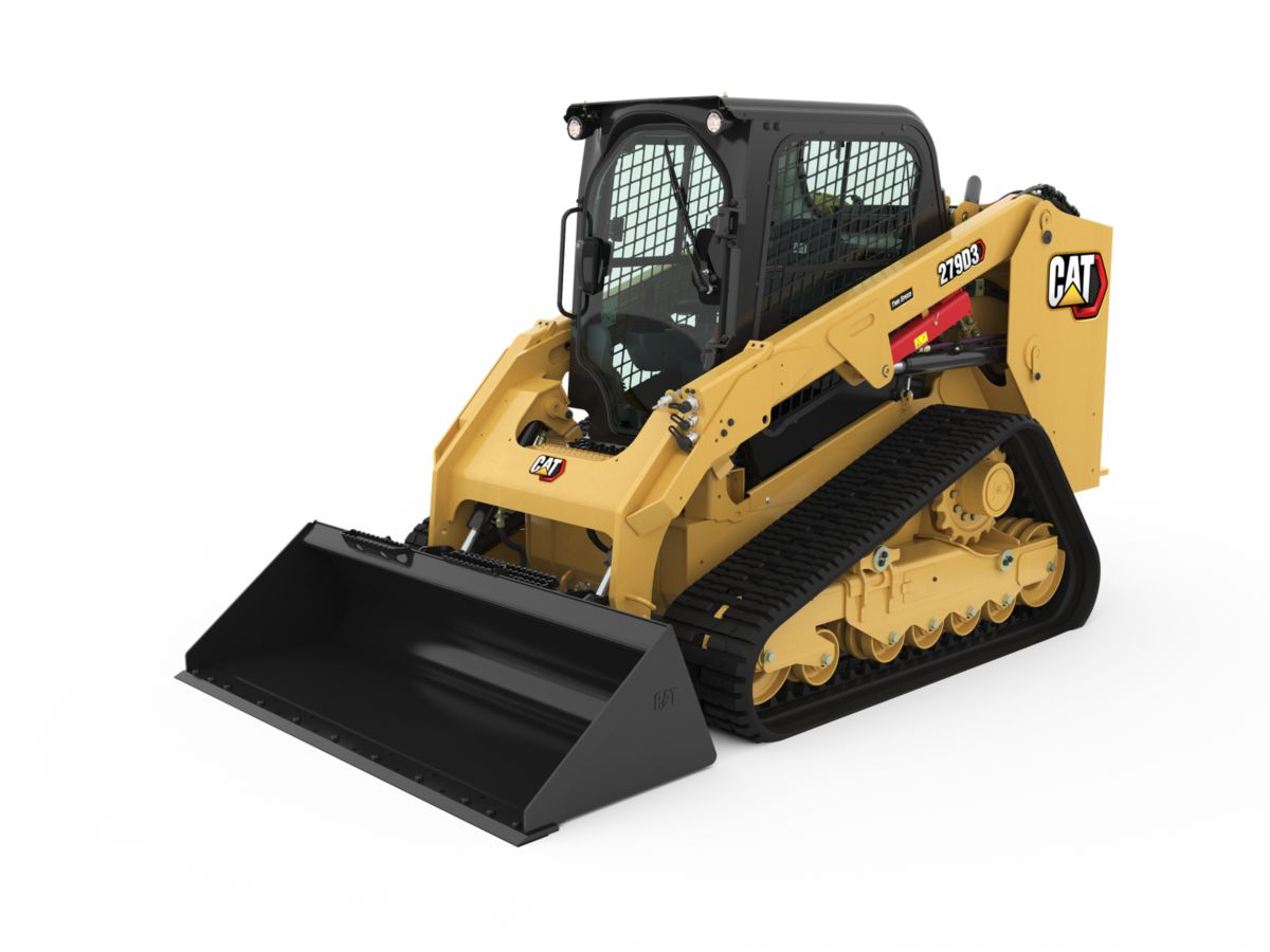 279D3 Compact Track Loader