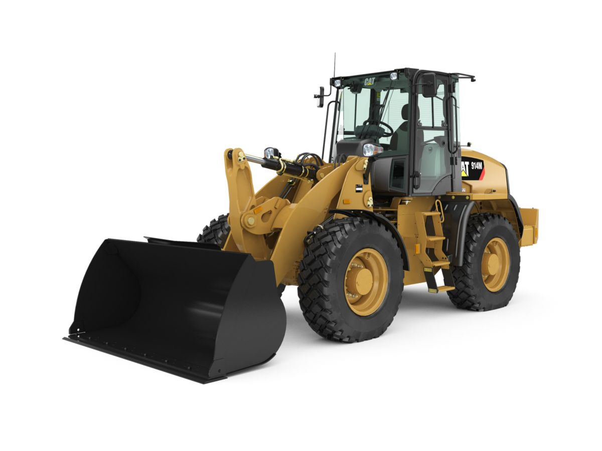 914M Compact Wheel Loader